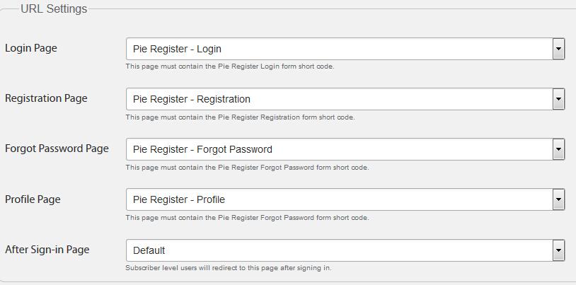 强大的wordpress自定义会员注册登陆页面插件Pie Register详细使用方法