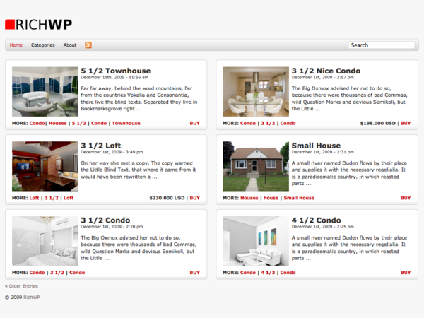 WordPress 七月12款各种网站类型主题